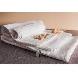 Ręcznik Hotelowy LUX 650 gr/m2 70x140 cm Biały 100% Bawełny Egipskiej