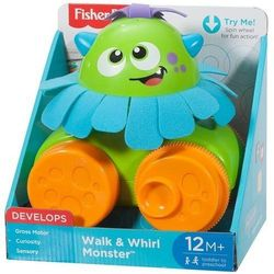 Fisher Price Spacerowy Stworek FHG01