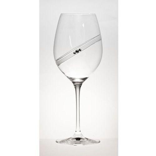 Kieliszki i karafki, B. Bohemian kieliszki na czerwone wino SPARKLING RING 2 sztuki 470 ml