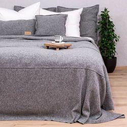 Wełniana narzuta na łóżko Ystad