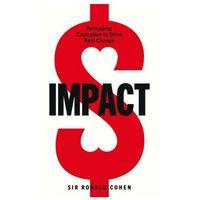 Książki do nauki języka, Impact - Cohen Ronald - książka (opr. twarda)