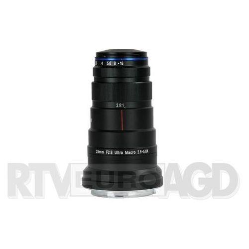 Obiektywy fotograficzne, Laowa 25 mm f/2,8 Ultra Macro do Nikon Z