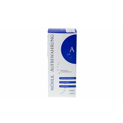 Płyny pielęgnacyjne do soczewek, Wöhlk Perfect 120 ml - płyn do twardych soczewek