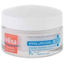 Mixa Pielęgnacja skóry wrażliwej intensywnie nawilżający Expert (intensywny hydratacja) 50 ml