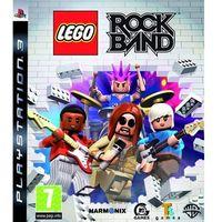 Gry na PlayStation 3, LEGO Rock Band (PS3)