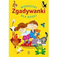 Książki dla dzieci, ZGADYWANKI WIERSZYKI DLA DZIECI TW (opr. twarda)