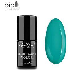 Lakier Hybrydowy UV NeoNail - Ocean Green - 6 ml