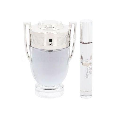 Pozostałe zapachy, smakeup.pl Invictus zestaw woda toaletowa spray 100ml + miniaturka wody toaletowej spray 20ml