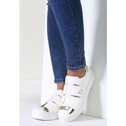 Białe Sneakersy Liberty Me