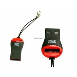 CZYTNIK KART PAMIĘCI micro SD SDHC M2 2 in 1
