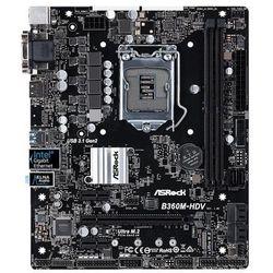 ASRock Płyta główna B365M-HDV s1151 4DDR4 HDMI/DVI/D-SUB UATX
