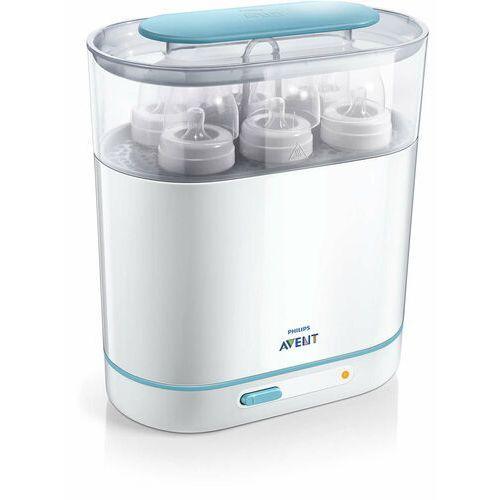 Sterylizatory, Philips Avent Elektryczny sterylizator parowy 3 w 1