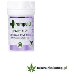 Maść konopna TROMPETOL Extra & Tea Tree 30ml