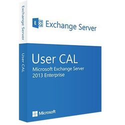 Exchange Server Enterprise 2013 User CAL 64-bit