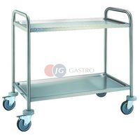 Wózki na żywność, Wózek kelnerski 2-półkowy CE-852