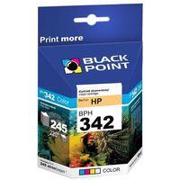 Tusze do drukarek, Black Point HP No 342 (C9361EE) kolor - 10 ml