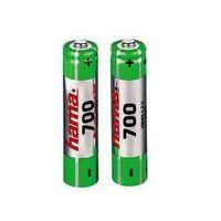 Akumulatorki, Akumulator HAMA NiMH AAA 700mAh 2szt.