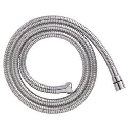 Wąż prysznicowy mosiądz 1,5-2 m chrom