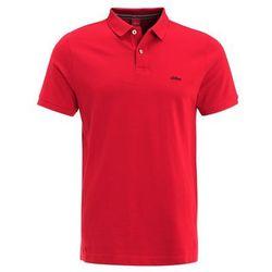 s.Oliver koszulka polo męska S czerwony