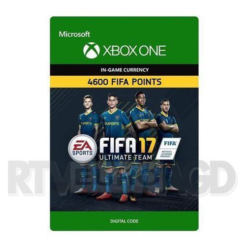 Klucze i karty przedpłacone, FIFA 17 4600 Punktów [kod aktywacyjny] Darmowy transport od 99 zł | Ponad 200 sklepów stacjonarnych | Okazje dnia!