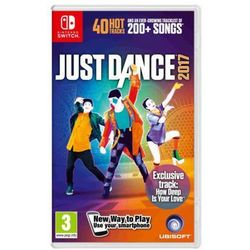 NINTENDO Switch Just Dance 2017