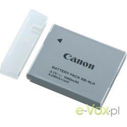 Akumulator Canon Li-ion, 3.7V, 1060 mAh (8724B001) Darmowy odbiór w 21 miastach!