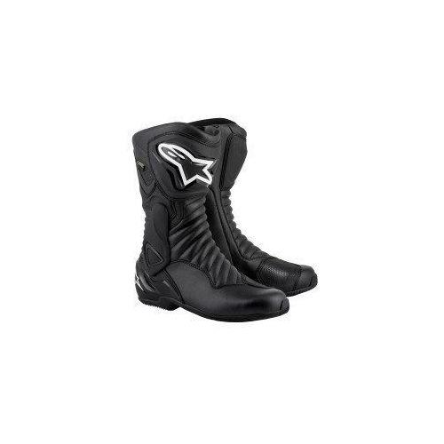 Buty motocyklowe, Alpinestars buty sportowe smx-6 v2 gtx black