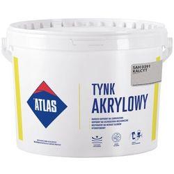 Tynk akrylowy Atlas SAH 0391 kalcyt 25 kg