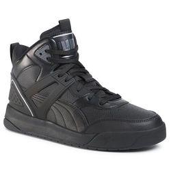 Puma Sneakersy Backcourt Mid 374139 05 Czarny
