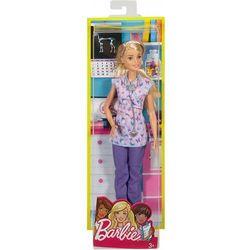 Barbie Kariera. Pielęgniarka