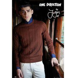 One Direction Zayn Malik portret - plakat