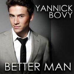 YANNICK BOVY - BETTER MAN (POLSKA CENA) (CD)