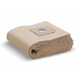 Papierowe worki filtracyjne (10 szt.) do modeli T 15/1 i T 17/1 (Karcher 6.907-019.0), POLSKA DYSTRYBUCJA!