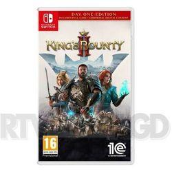 King's Bounty II Day One Edition Gra Nintendo Switch CENEGA