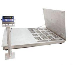Waga pomostowa 600 kg YAKUDO YWP 166SS 600 R3