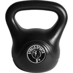3 kg kettlebell ciężarek Gorilla Sports