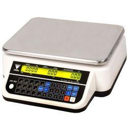 Waga kalkulacyjna bez wysięgnika biała DIGI DS-782BR RS