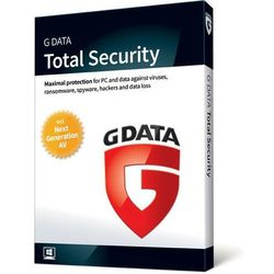 G Data Total Security (Protection) 3 PC / 1 Rok