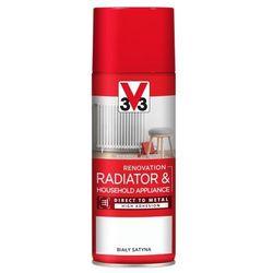 Spray V33 AGD biały satyna 0,4 l
