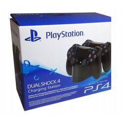 Stacja ładująca Sony Docking Station PS4 do Dualshock 4 (CUH-ZDC1) // WYSYŁKA 24h // DOSTAWA TAKŻE W WEEKEND! // TEL. 696 299 850