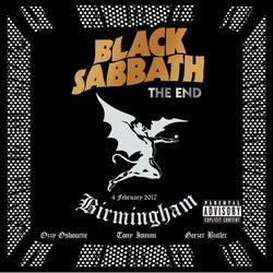 THE END (PL) - Black Sabbath (Płyta CD)