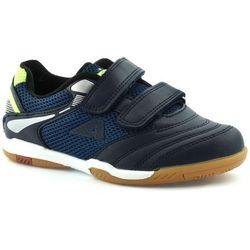 Chłopięce buty sportowe American Club 17061 - Granatowy