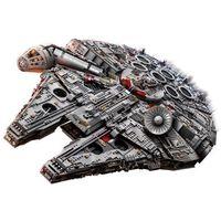Klocki dla dzieci, Lego STAR WARS Millennium falcon 75192