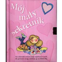 Książki dla dzieci, Mój mały sekretnik (opr. twarda)