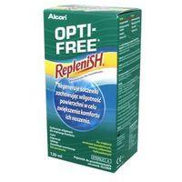 Płyny pielęgnacyjne do soczewek, Opti Free Replenish 120 ml