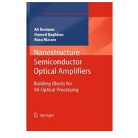 Książki o biznesie i ekonomii, Nanostructure Semiconductor Optical Amplifiers (opr. twarda)