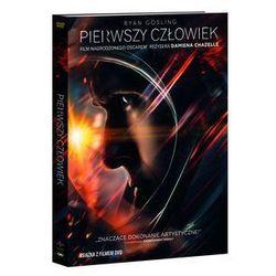 Pierwszy człowiek booklet+DVD. Darmowy odbiór w niemal 100 księgarniach!