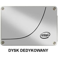 Dysk SSD 960GB DELL PowerEdge R230 2,5'' SATA III 6Gb/s 600MB/s wewnętrzny | SSDSC2BB960G701