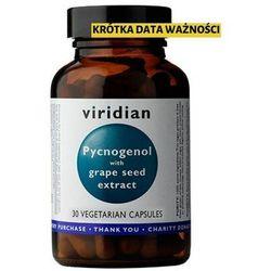 Pycnogenol i OPC - Sosna morska i ekstrakt z Pestek Winogron (30 kaps.) Viridian