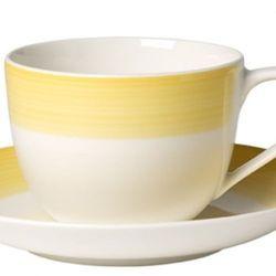 Villeroy & Boch - Colourful Life Lemon Pie Filiżanka do kawy ze spodkiem